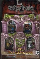 Creepy Freaks Collection