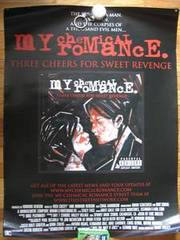 my chemical romance - poster