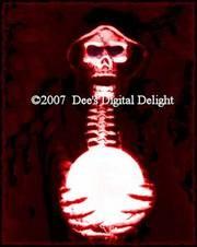 16x20 Reaper Digital Art Print/Poster