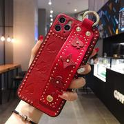 Luxury Leather Phone Case for iPhone 2020 | Buy @ www.mobbshell.com –